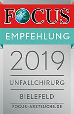 FOCUS Empfehlungs-Siegel